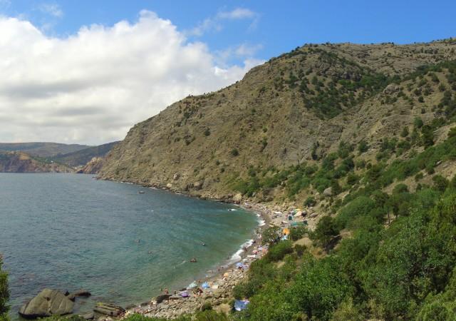 Лучшие пляжи Балаклавы (Крым на карте, фото, описания) 99